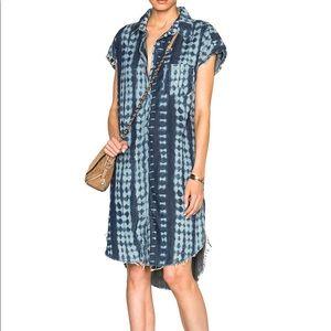 NSF Chambray Sina Dress